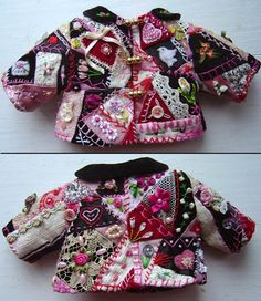 """Crazy Quilt - for 10"""" Ann Estelle by CarlaC"""
