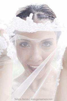 Bridal - Lovely image of the bride. #dreamwedding