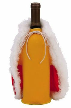 Grand King Wine Bottle Jacket, Yellow Gold by wine-bottle-jacket-king. $8.99. *Dress up your wine bottles with our new insulated jackets. *Made of high quality flexible neoprene material. *Perfect fun gift item for party or any occasion. Let everyone know who is the king of the castle with the King Wine Wine Bottle Jacket. With an insulated interior, this wine jacket is sure to keep your wine cool and crisp. Hurry and get yours today. Long live the king!