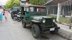 Jeep, Chiang Mai, Thailand, DSC01318 Photo by Craig Brown, Design-Kink
