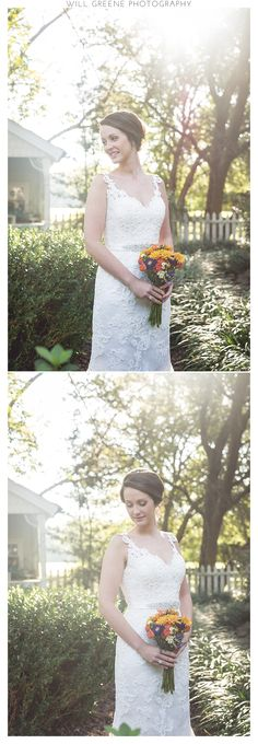 Bailey's Longstraw Farms bridal session, Ayden NC, Will Greene Photography