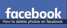 How to delete multiple Photos on Facebook mobile uploads Online Social Networks, Social Media, Photos On Facebook, Music Download, Movie Trailers, Photo S, Finance, Entertaining, Gaming