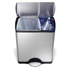 Ecos Trash & Recycling Bin