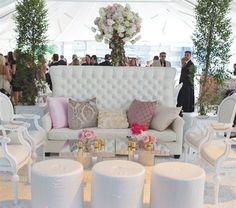 Lounges para festas e casamentos
