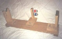 Build your own rod jig