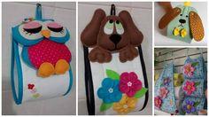 Aprende cómo hacer porta papel higiénico paso a paso Door Curtains, Door Design, Ideas Para, Lunch Box, Kids Rugs, Fabric, Diy, Scrappy Quilts, Recycle Plastic Bottles