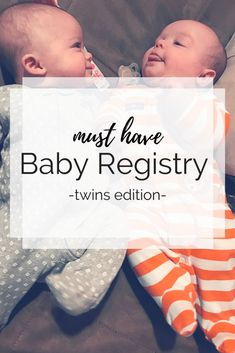 Everything you Need for Baby Written by a Twin Mom - Twins a.- Everything you Need for Baby Written by a Twin Mom – Twins and Coffee twin baby registry - Best Baby Registry, Baby Registry Essentials, Baby Registry Checklist, Twin Mom, Twin Babies, Twin Twin, Newborn Twins, Newborn Care, Expecting Twins