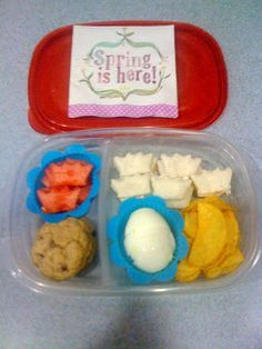 Gluten Free & Allergy Friendly: Lunch Made Easy: Tuesday's Princess Bento