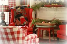 the living room by lucia and mapp, via Flickr