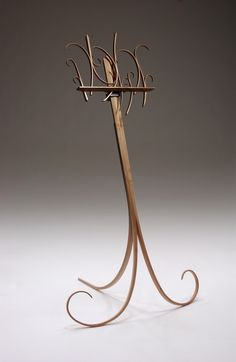 I'm imagining Tolkienien elves using this. It seems like it might approach being elegant enough...