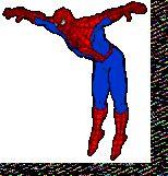 SPIDERMAN:gif animate dell'UOMO RAGNO, spiderman. Immagini bellissime di SPIDERMAM