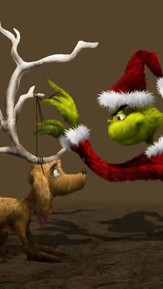 Your a mean one, Mr Grinch!