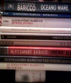 Alessandro Baricco/lui si/solo lui