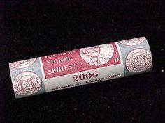 2006 D Westward Journey Nickel Series Roll in Original Wrapper $2 US Mint | eBay