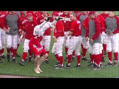 Husker Dance Off At Hawks Field.mp4