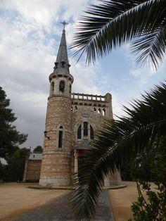HUERTA DE VALDECARÁBANOS (TOLEDO) - Ermita Rosario de Pastores.