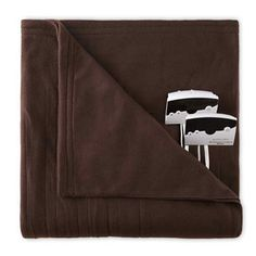 Biddeford 1003-9052106-711 Comfort Knit Fleece Electric Heated Blanket Queen Chocolate ** Read review @ http://www.amazon.com/gp/product/B00THP1P26/?tag=ilikeboutique09-20&wx=100816044837