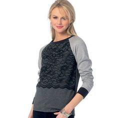 englisches Schnittmuster McCalls 6992 Shirt