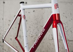 Z5i | Custom Kandy Red/White | Parlee Cycles | Flickr