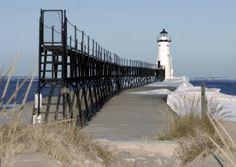 Manistee Lighthouse, Manistee, MI