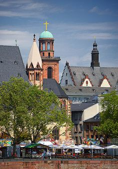 ˚Frankfurt am Main - Germany