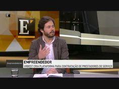 Urbest é noticia no Económico TV na rubrica Empreendedores.