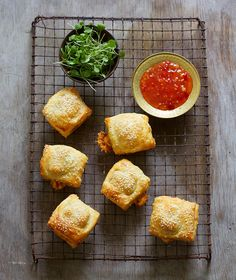 Makes 24 Pastry Rolls Cooking time 25 minutes Vegetarian