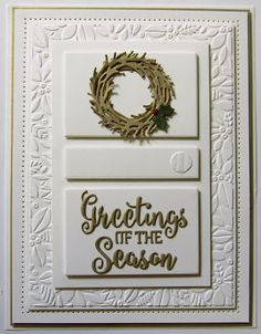Hi crafters! I have a shadow box card for you up first today. I started by cutting the Christmas Shadow Box out of vintage silver card .... 02/12/2016