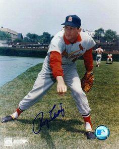 Autographed Roger Craig (Baseball Player) St. Louis Cardinals 8x10 Photo