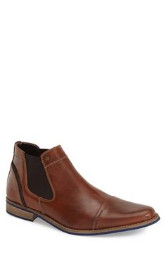 Dune London 'Chili' Chelsea Boot (Men) available at #Nordstrom