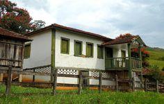 Turismo Vale do Café - Fazenda dos Meireles. Santa Rita de Jacutinga. MG