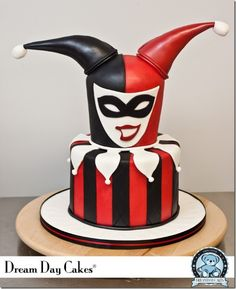Harley Quinn cake!