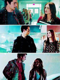 Stiles és Lydia folyton együtt járják a folyosókat😍😍😍😍😍😍😍😍