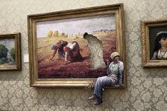Banksy 'Agency Job'