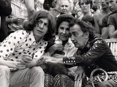 Antoine, Dali & Gala.