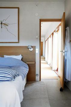 Bedroom 01 Villa, Oversized Mirror, Divider, Bedroom, Strand, Furniture, Home Decor, Gable Roof, Houseboat Decor