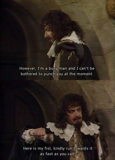 I cant wait for my Netflix to start working again so I can watch Blackadder.