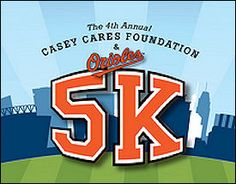 Lace up your running shoes and mark your calendars for the Casey Cares 4th Annual 5K Run/Walk! Make sure to come out and support deserving families in their darkest days as they cope with a child facing a life-threatening illness.