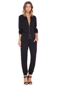 A sleek and sexy one piece that is a must-have for Fall