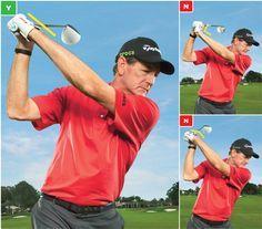 Check your left wrist - Hank Haney