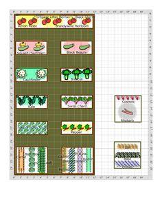 Vegetable Garden Layout For Beginners Allgardenideas Com Veg