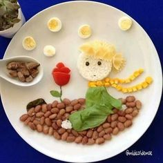 Food craft ideas for kids Great healthy food ideas Fun Food Ideas for Kids Fun food art ideas for kids Summer food crafts for kids fun and easy nutritious craft for kids Kids food craft ideas Cute Snacks, Cute Food, Yummy Food, Healthy Food List, Healthy Dinner Recipes, Amazing Food Art, Food Art For Kids, Food Kids, Creative Food Art