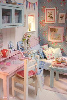 Tender Awakening diorama :) | Flickr - Photo Sharing!