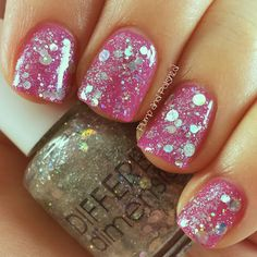 Plump and Polished: Different Dimension - Happy Holly Days Collection - Tinselitis