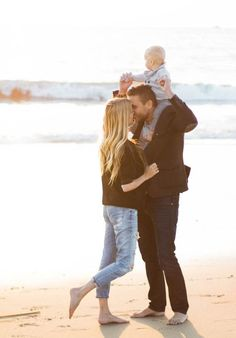 Winter beach family photos in california wedding pictures beach, trendy wedding, sweets, couple Wedding Pictures Beach, Baby Pictures, Wedding Beach, Trendy Wedding, Wedding Photos, Party Photos, Baby Beach Photos, Family Beach Pictures Ideas, Beach Photos Couples