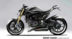 Ducati 1199 Streetfighter concept