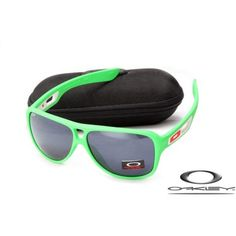 Fake Oakleys dispatch II green / black iridium