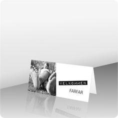 Bordkort konfirmasjon, 200042 Polaroid Film, Party, Parties