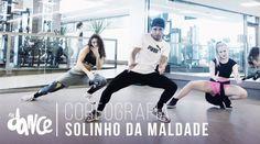 """Venha aprender a dançar com a gente a coreografia do sucesso do Papazoni, a música """"Solinho da Maldade"""" e entre no clima do para arrebentar nas baladas."""