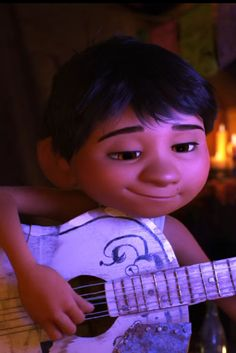 New teaser trailer for Disney Pixar's Coco